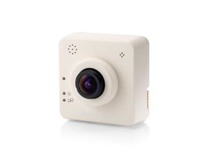 FCS-0071 2-Megapixel Fish-Eye PoE Network Camera