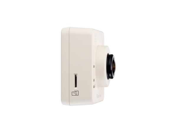 FCS-0071 2MP Fish-Eye PoE Network Camera