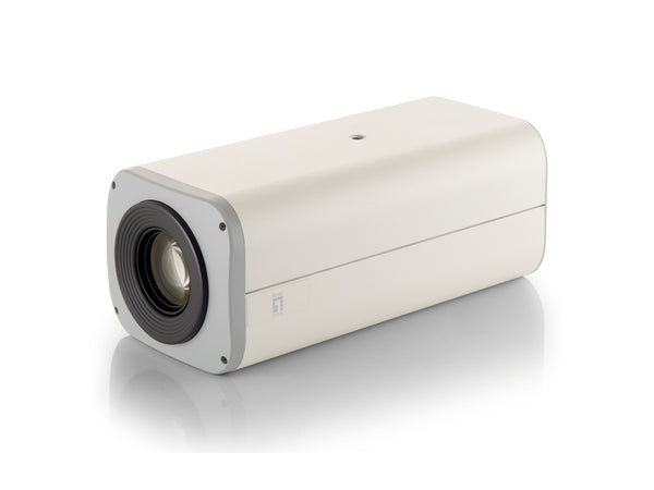 FCS-1160 Zoom Network camera, 5MP, 802.3af PoE, 12x Optical Zoom, WDR