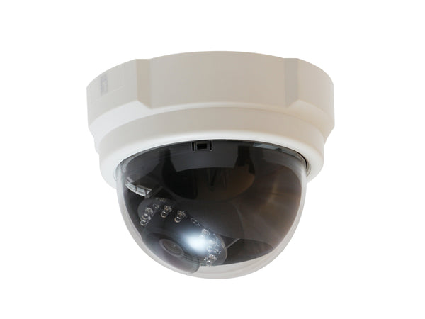 FCS-3053 H.264 3MP POE IP DOME FIXED NETWK CAM