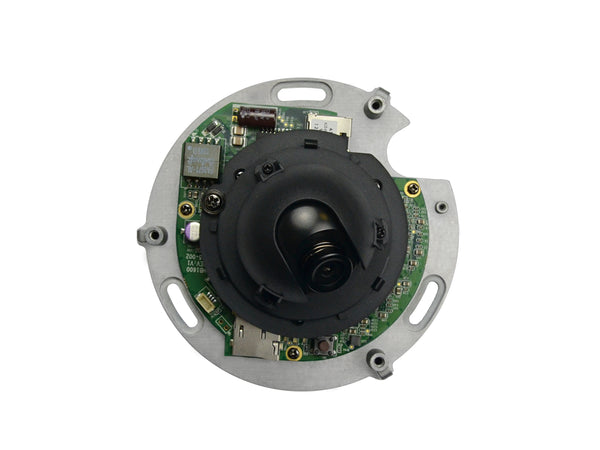 FCS-3054 Fixed Dome Network Camera, 3MP, PoE 802.3af