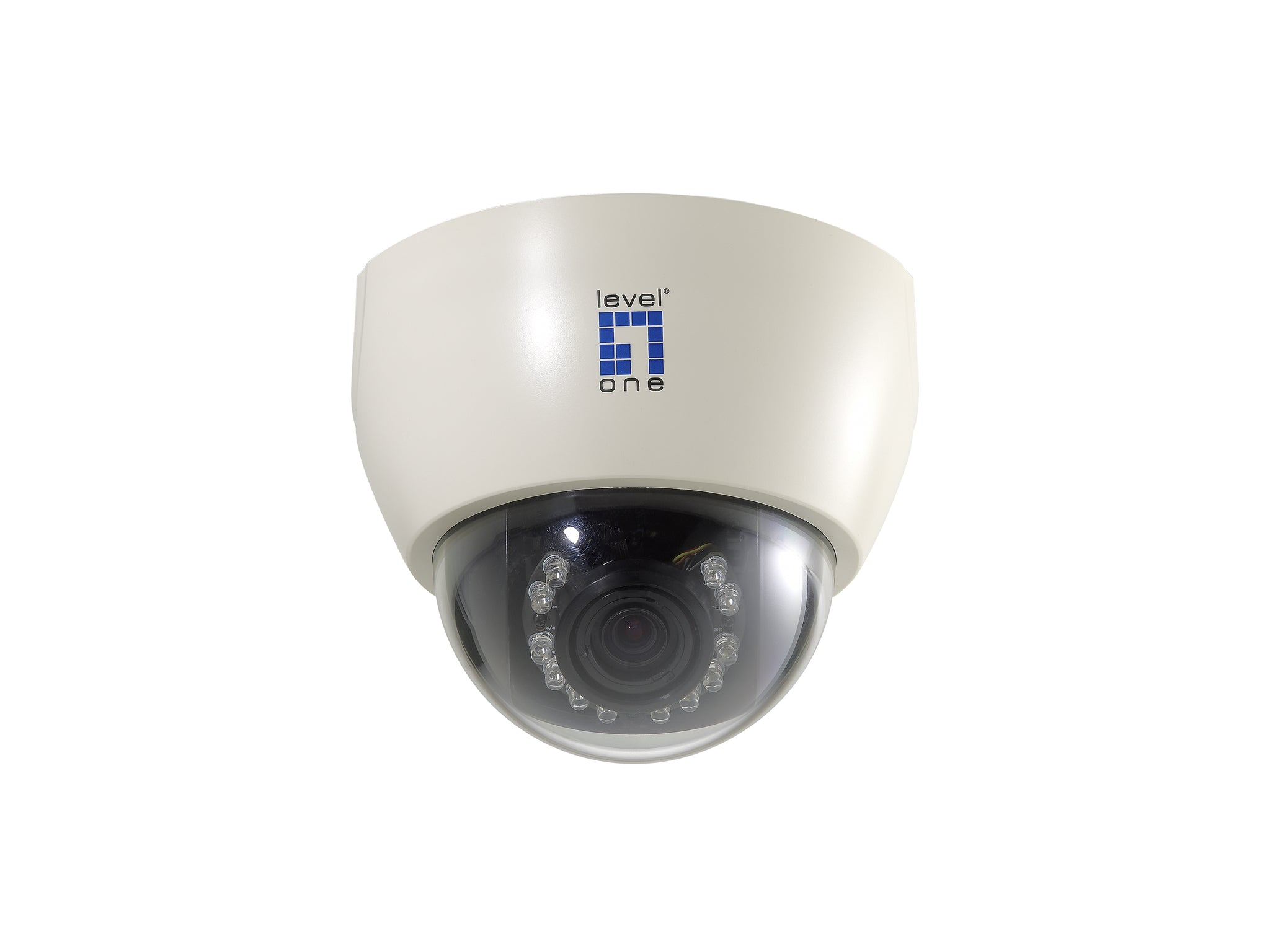 FCS-3061 DAY/NIGHT H.264 MEGA PIXEL POE IPDOME CAM