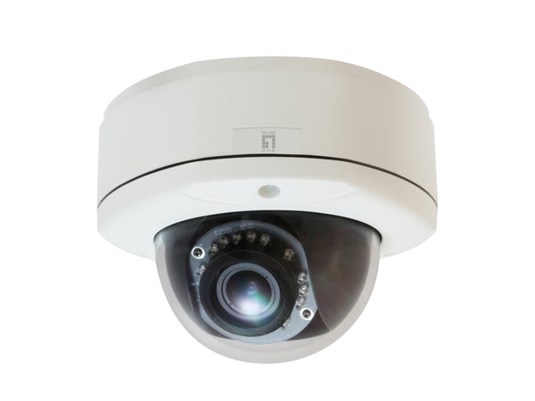 FCS-3083 H.264 5MP VANDALPROOF POE WDR IP DOME CAM