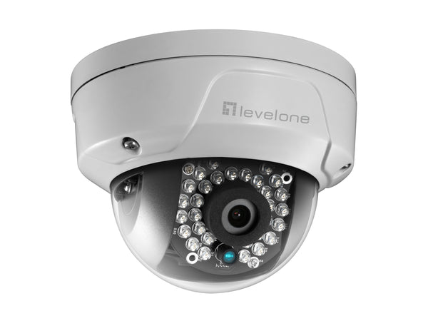 FCS-3084 FIXED 2MP DOME NETWORK CAMERA