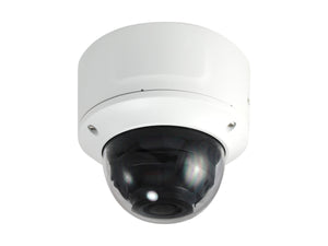 FCS-3097 Fixed Dome IP Network Camera, 5MP, H.265/264, 802.3af PoE
