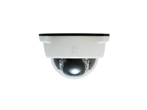 FCS-4102 2MP DAY/NIGHT P/T POE DOME NET CAM