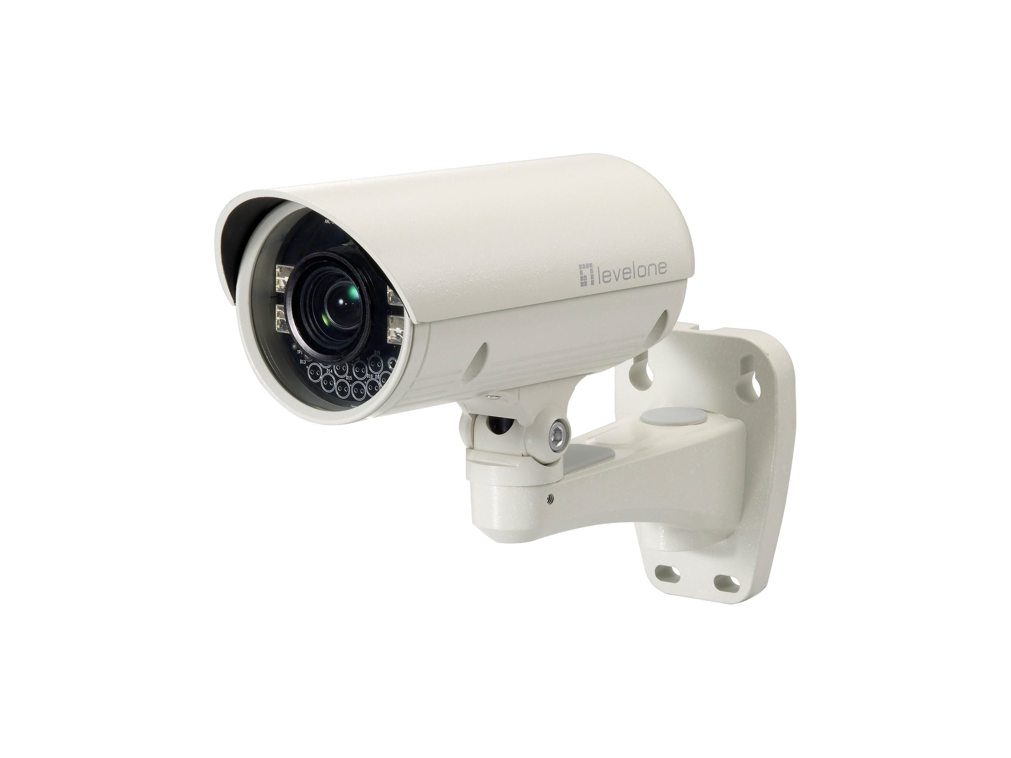 FCS-5043 2MP DY/NT OUTDR POE NETWRK CAM W/IR LED
