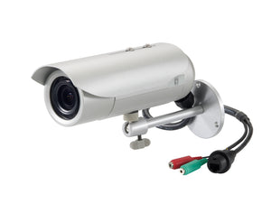 FCS-5064 H.264 5MP POE WDR IP FIX BULLET OUT NET CAM