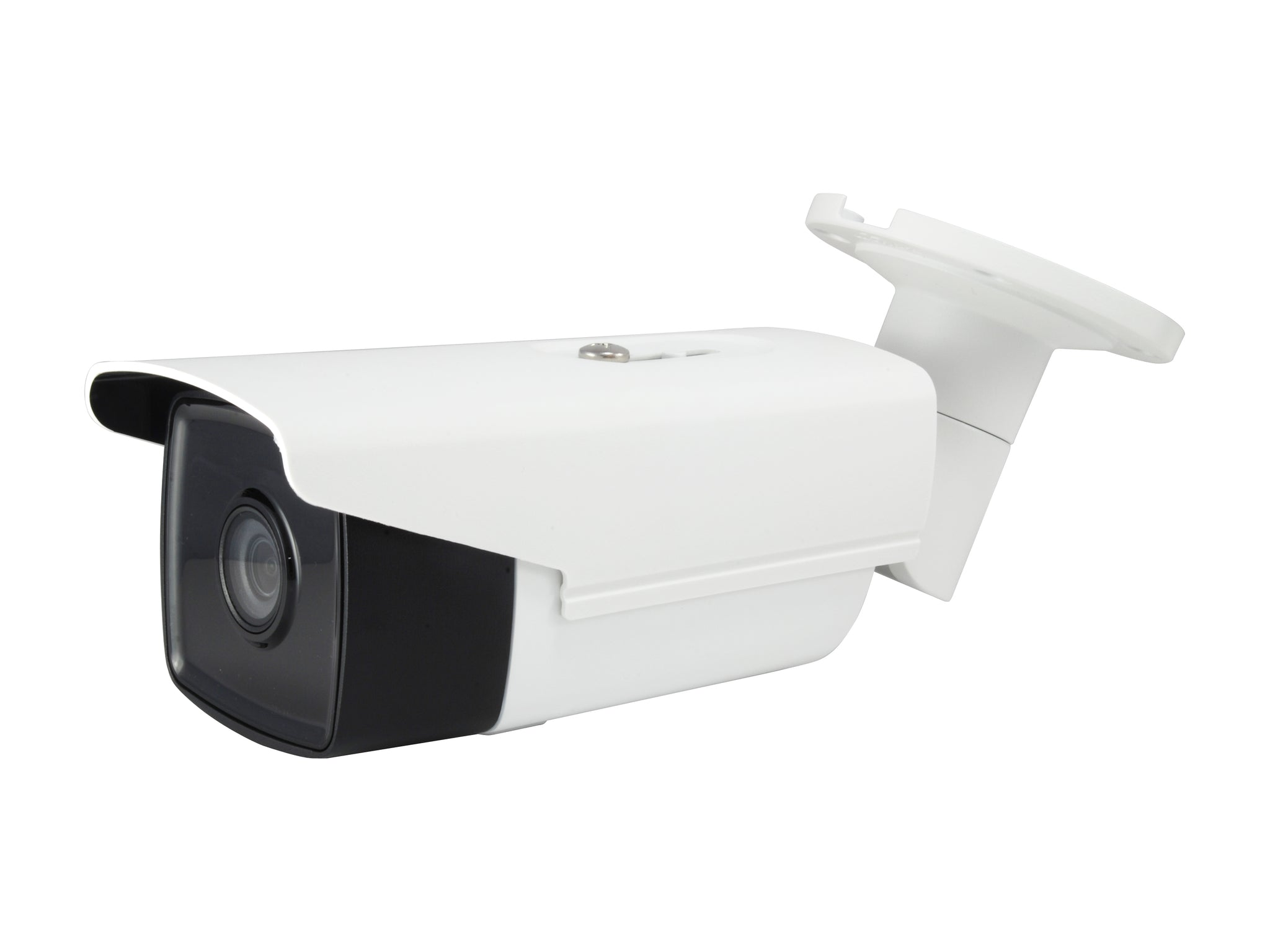 FCS-5093 Fixed IP Network Camera, 8MP, H.265/264, 802.3af PoE, IR LEDs, Indoor/Outdoor