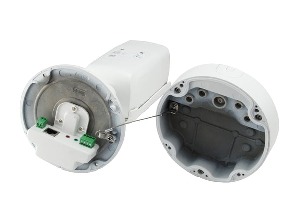 FCS-5096 Fixed IP, 2MP, H.265/264,802.3at PoE, 4.3X Optical Zoom, IR LEDs, Indoor/Outdoor