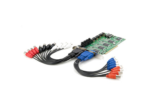FCS-8006  16-PORT ANALOG CAM CAPTURE CARD