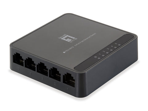 FEU-0512 5-Port Fast Ethernet Switch