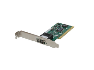FNC-0103FX Fast Ethernet Fiber PCI Network Card, Multi-Mode, ST
