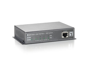 GEP-0520 4GE POE PORT +1GE SWITCH 61.6W