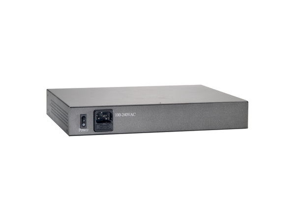 GEP-1020 10 GE PoE-Plus + 2 GE SFP Switch, 150W