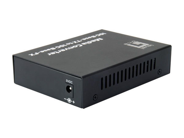 GVT-0500 RJ45 to SFP+ 10-Gigabit Media Converter