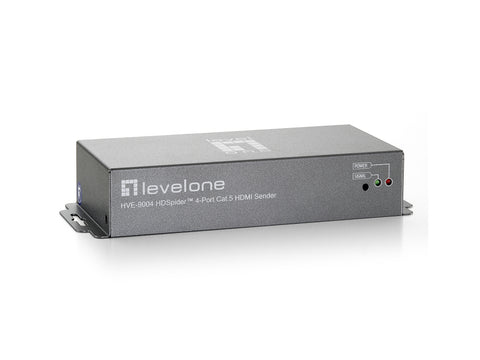 HVE-9004 HDS HDMI TO 4 CAT5 SENDER HDMI OUT