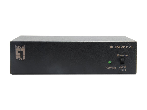 HVE-9111VT HDM 1-Port Cat.5 Audio/Video Transmitter