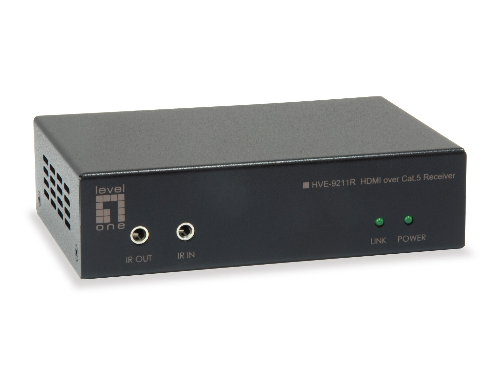 HVE-9211R HDMI over Cat.5 Receiver, HDBaseT, 100m