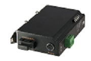 IEC-1400 10/100 Industrial Media Converter w/ PoE PD, SC MM 2KM -10 to 60C