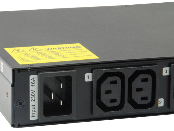IPS-1201 12-Outlet Intelligent Power Distribution Unit