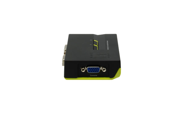 KVM-0221 2-PORT USB KVM SWITCH W/AUDIO