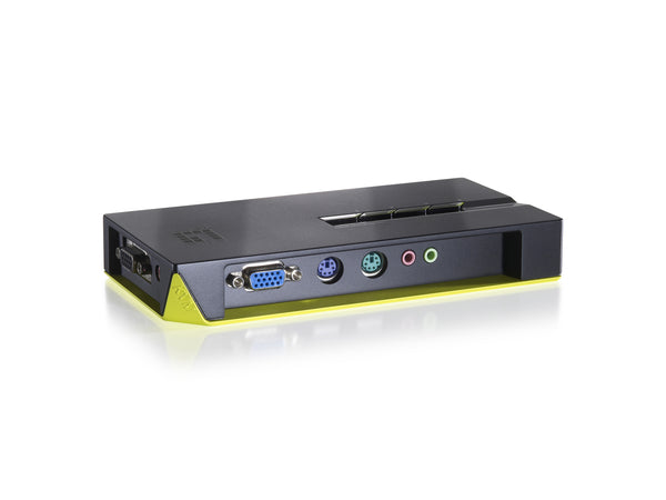 KVM-0411 4-PORT PS/2 KVM SWITCH W/AUDIO *