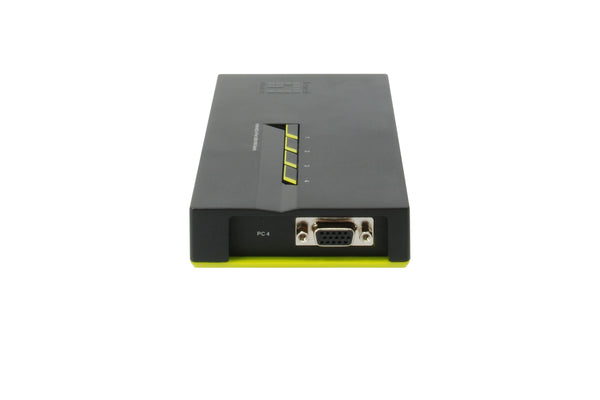KVM-0422 4-PORT USB KVM SWITCH