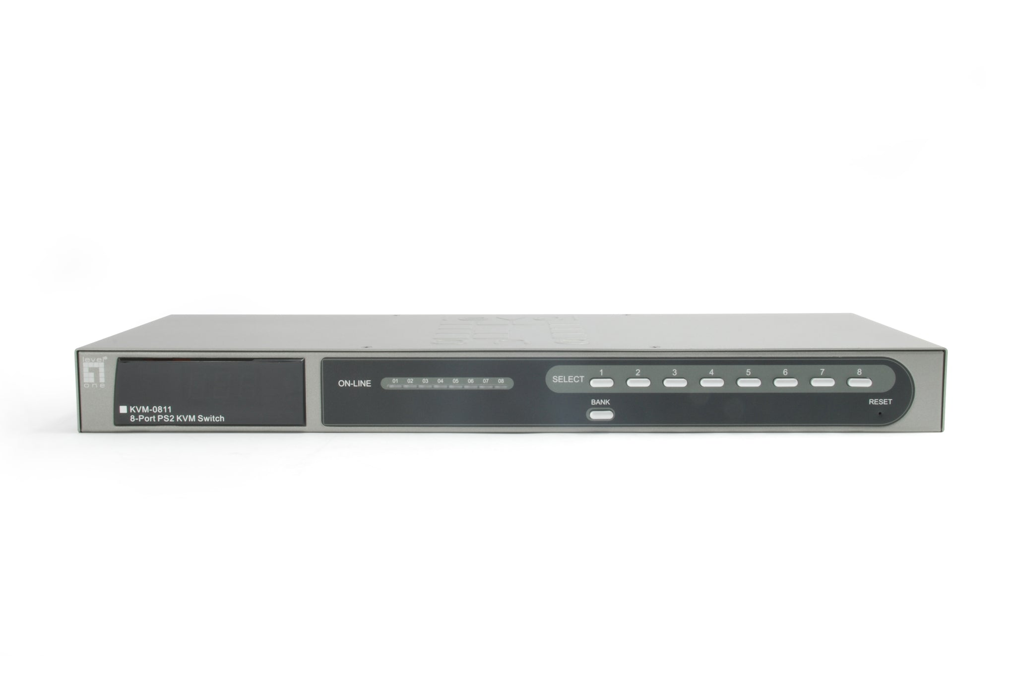 KVM-0811 8-PORT PS/2 KVM SWITCH