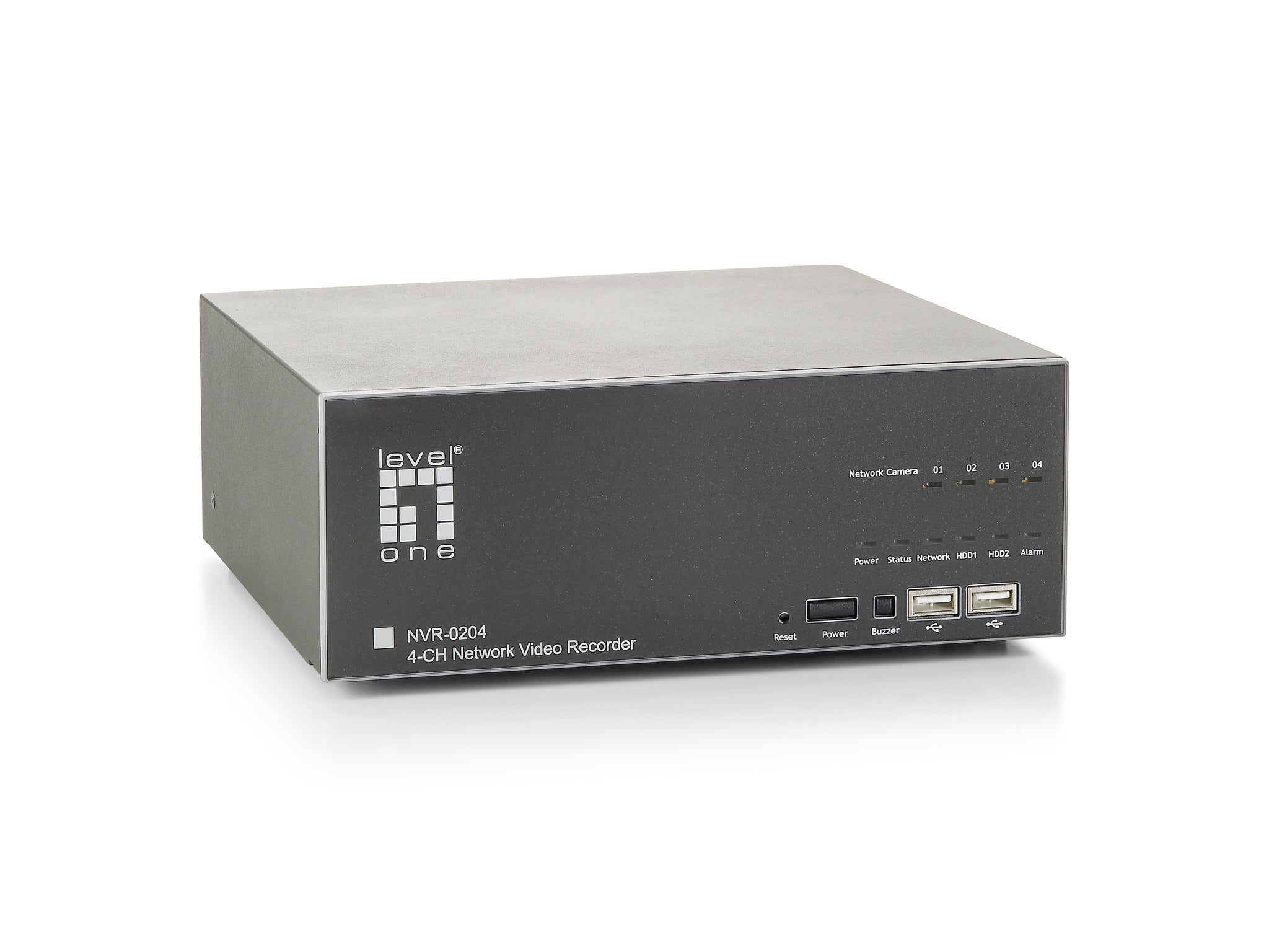 NVR-0204 4-CH Network Video Recorder