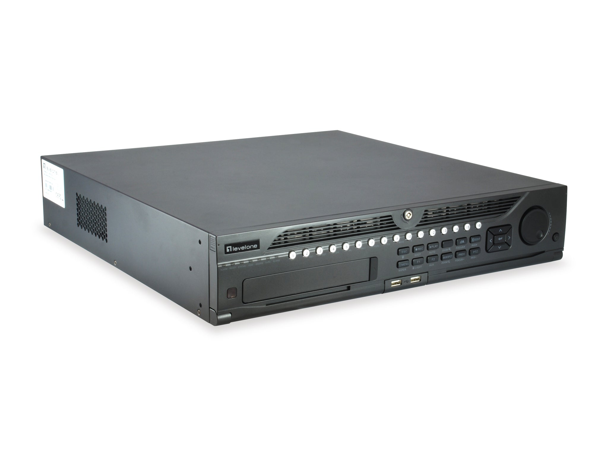 NVR-0764 64-Channel Network Video Recorder, H.265/264, RAID