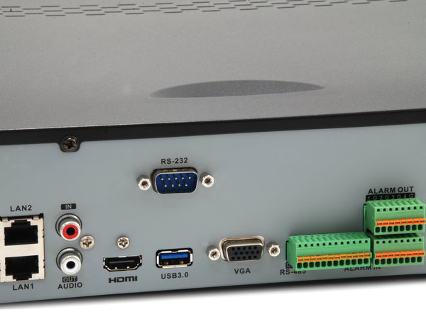 NVR-1316 16-CH Network Video Recorder