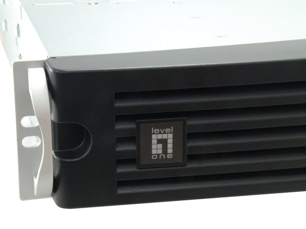 NVR-5500 200-Channel Network Video Recorder, RAID