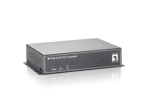 LEVELONE POR-0100 POE REPEATER