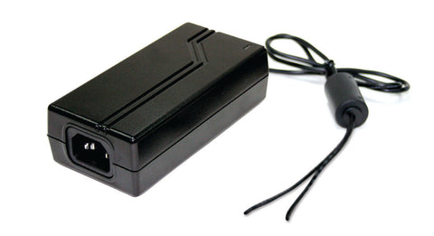 POW-1212 Industrial Power Adapter, Open Wire Ends, 36W, 12VDC