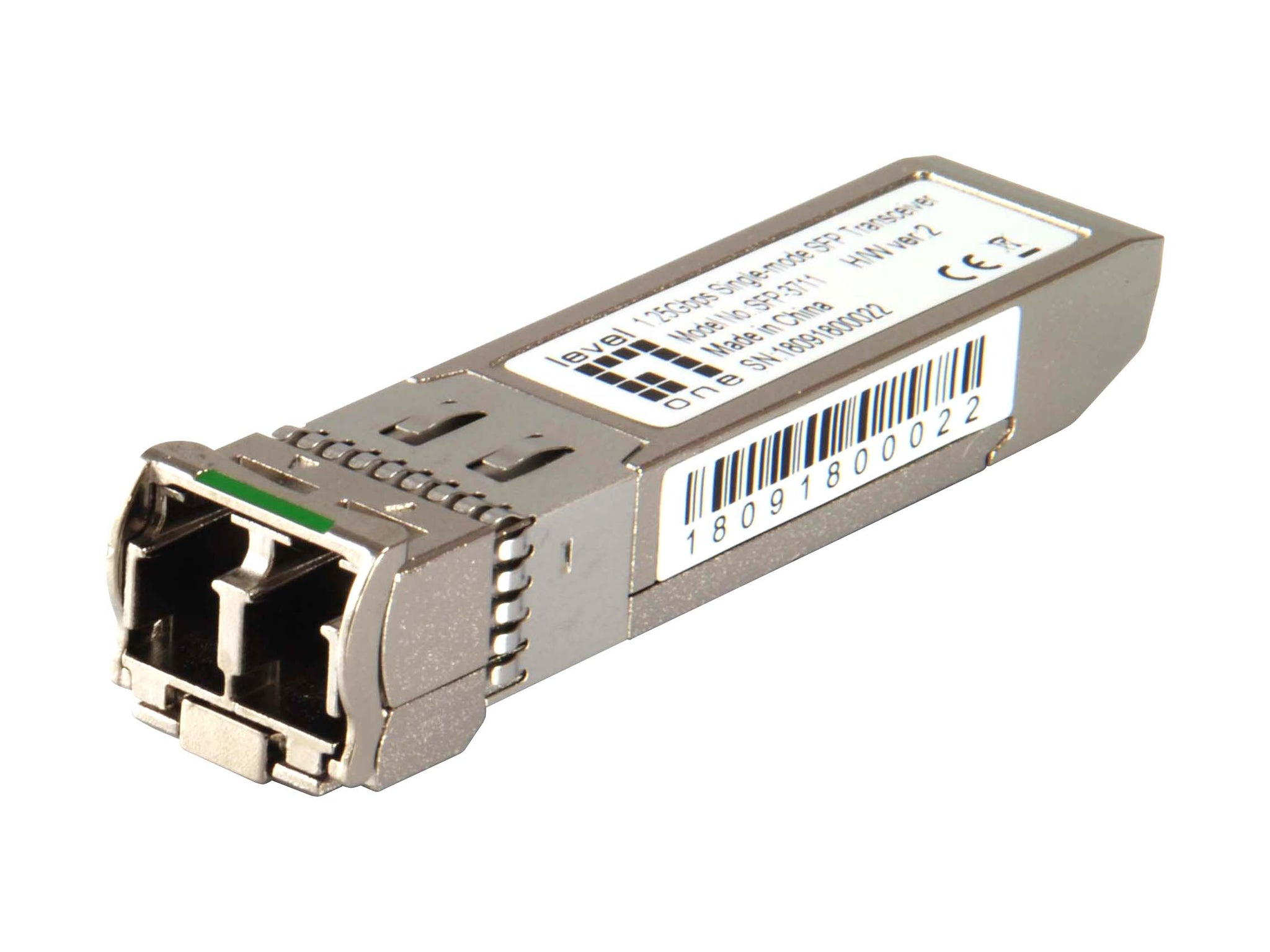 SFP-3711 1.25Gbps Single-mode SFP Transceiver, 120km, 1550nm