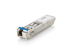 SFP-4370 1.25Gbps Single-mode BIDI Industrial SFP Transceiver, 60km, TX 1310nm / RX 1550nm, -40°C to 85°C