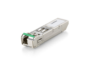 SFP-4380 1.25Gbps Single-mode BIDI Industrial SFP Transceiver, 60km, TX 1550nm / RX 1310nm, -40°C to 85°C