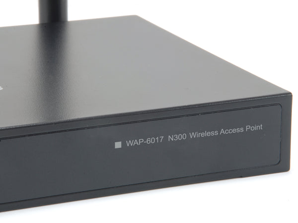 WAP-6017 N300 Wireless Access Point, Desktop, Controller Managed