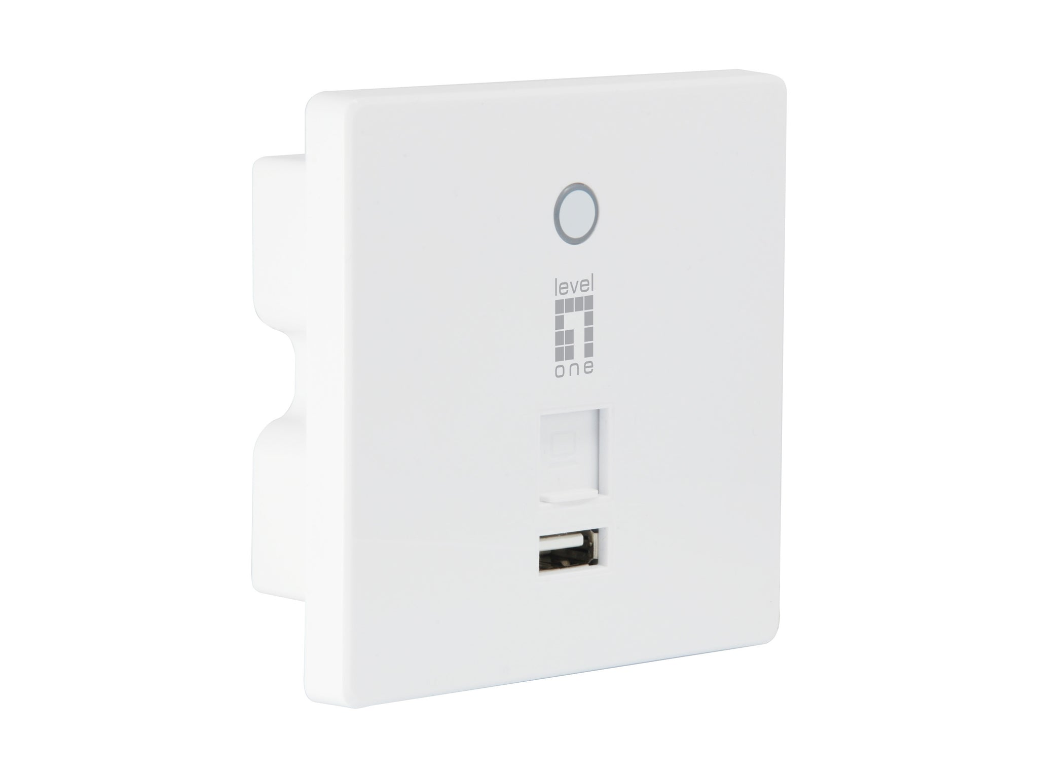 WAP-6221 N300 PoE Wireless Access Point, In-Wall Mount, Controller Managed
