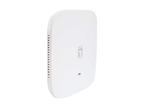 WAP-8121 AC750 Dual Band PoE Wireless Access Point, Ceiling Mount, Controller Managed