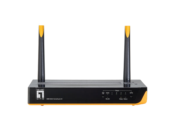 WBR-6022 300Mbps Wireless HomeGuard 22 Router