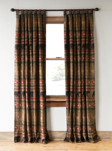 Forest Walk Curtain Panels (Set of 2)