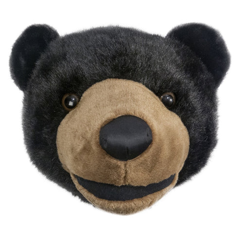 Black Bear Large Trophy Head