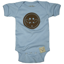 Load image into Gallery viewer, Boys Button Onesie