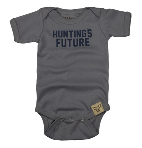 Hunting's Future? Onesie