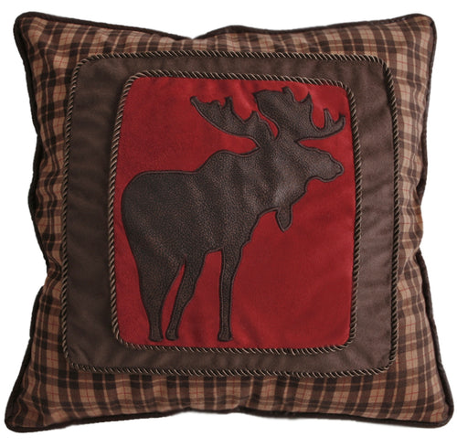 Frame Moose Pillow