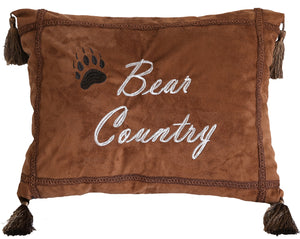Bear Country Pillow