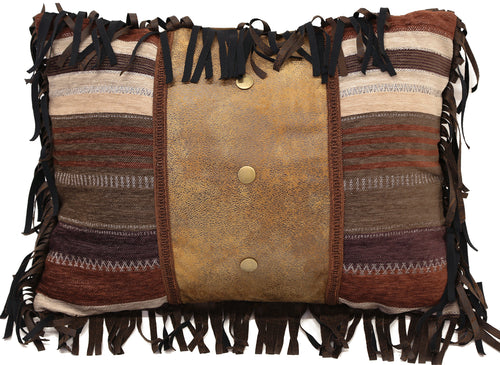 Old West Stripe Pillow
