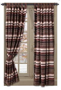 Old West Stripe Drapes
